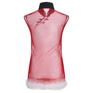 Chinese Style Fashion Design Sexy Lingeries Transparent Christmas Womens Sexy Underwear