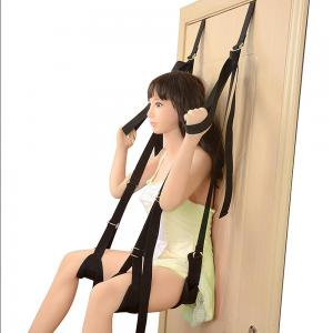 Erotic BDSM Door Swing Adult Sex Toy Bondage Hanging Bed Restraint Modern Couples Love Game Sex Erotic Toys Door Hanging Swing