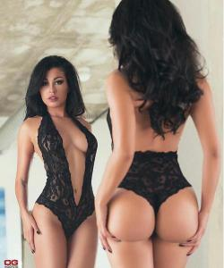 Free shipping mature woman lingerie lingerie sexy hot transparent
