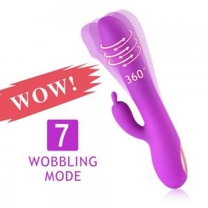 2020   Powerful Rotating body wand massager vibrator dildo vibrating sex toy for women