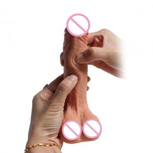Factory New Mould silicone penis strapless dildo making Silicone Artificial Penis