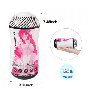 High Quality Factory Price Tight Vagina Pussy Male Masturbation Vagina Cup for Man