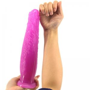 FAAK 10inch dildo fruit shape with suction cup vegetable penis  toys sex adult  medical PVC anal plug for women