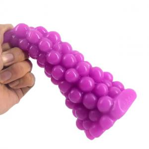 FAAK Grape tape Adult PVC fruit Sex Toys with Most Popular and High Quality Dildos for Women