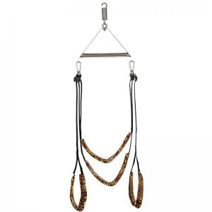 Hot-Sale Indoor Hanging Ceiling Love Swing Sex Game Toy for Couples